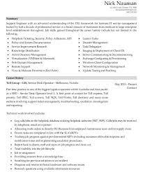 ... Remote Support Engineer Sample Resume 16 Download ...