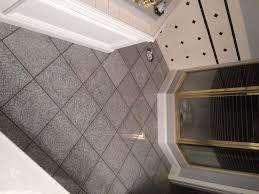 Tile Entire Bathroom Bathroom Make Over Davis Home Improvement