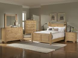 Solid Wood Bedroom Suites Vaughan Bassett Bed Buy Vaughan Bassett American Journey Poster Bed