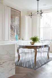 plexiglass dining room table cover. antique table with lucite chairs | old meets new in notting hill lark and linen plexiglass dining room cover .