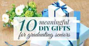 10 meaningful diy graduation gifts for seniors decor by the seashore