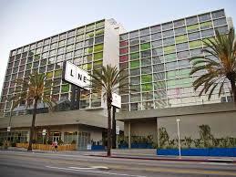 The Line Hotel in Koreatown. Los Angeles - www.