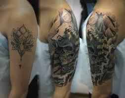 Tattoo Artist Yavtushenko Dmitriy Kiev Ukraine