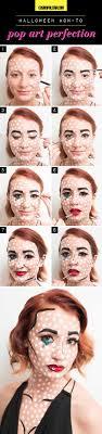 4 makeup looks that don t require a costume dark makeuppop art