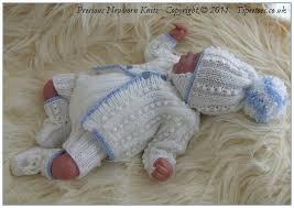 Free Newborn Baby Knitting Patterns