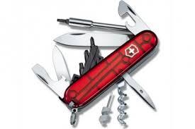 <b>Нож</b> - <b>мультитул Victorinox</b> Cyber Tool 1.7605.T