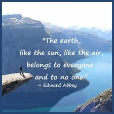 Edward Abbey Quotes. QuotesGram via Relatably.com