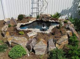 Small Picture How to Build a raised pond Backyard Gardening blog My Garden