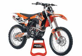 motocross action the rocket ktm sx350f rocket exhaust