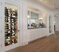 home wine room lighting effect. built in wine cellar the two temperature controlled closets and builtin buffet were custom designed for this home room lighting effect c