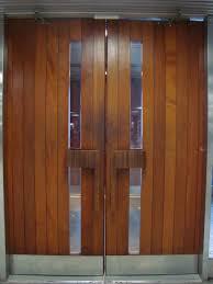 glass double door exterior. Double Sliding Doors Interior External Front Wooden With Glass Door Exterior