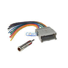 cobalt wiring harness car stereo radio wiring harness antenna for 2000 up buick chevy gmc pontiac fits