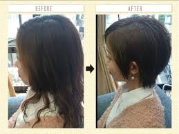 硬い髪を柔らかく見せる女性のヘアスタイル