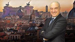 ENRICO MICHETTI IL NOME GIUSTO PER ROMA ▷ A tu per tu con il possibile  candidato sindaco del centrodestra