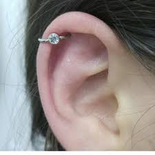 Piercing Placement Chart Ear Piercing Chart 17 Types Explained Pain Level Price