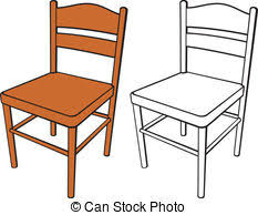 chair clipart. classic chair drawingby clipart a