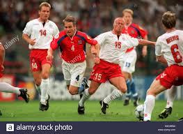 Calcio - Euro 2000 - Gruppo D - Danimarca / Repubblica Ceca Foto stock -  Alamy