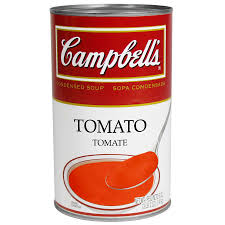Campbells Tomato Soup Condensed 50 Oz Can In 2019 Food