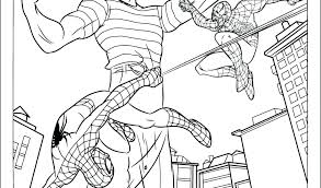 Spiderman Printable Coloring Pages Zupa Miljevcicom