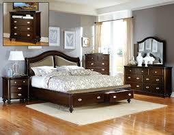 dark cherry wood bedroom furniture sets. Homelegance Marston Bedroom Set - Dark Cherry Wood Furniture Sets
