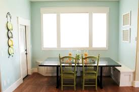 Benjamin Moore Green Bathroom Aaron And Heathers New So Fresh And So Clean Dining Chris