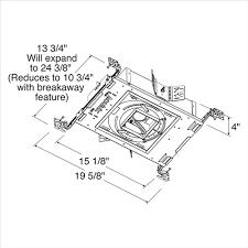 juno aculux recessed lighting ic408lpsq 930 w l low profile 3 1 4 model