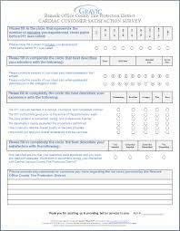 Customer Satisfaction Survey Template Fascinating Cardiac Customer Satisfaction Survey Remark Software