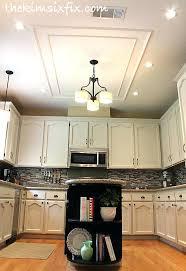 fluorescent kitchen light fixtures kitchen box light fixture removal kitchen