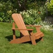 Lifetime Products Recycled Plastic Adirondack Chair Walmartcom