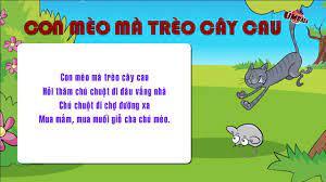 Con mèo mà trèo cây cau - Thơ, đồng dao - Umbala Channel - YouTube