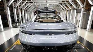 Aston Martin Issues Fresh Profit Warning As Car Sales Drop Financial Times