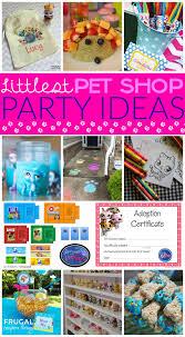 littlest pet party ideas frugal living