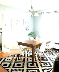 best typical area rugs size non standard sizes dining room rug round