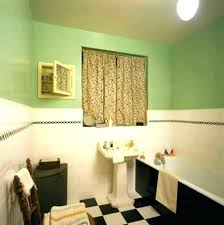 1940 Bathroom Design Adorable 48s Bathroom Guardianrom