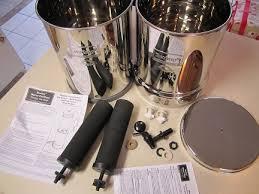 homemade survival water filter. Survival Water Purification - Royal Berkey Review Homemade Filter