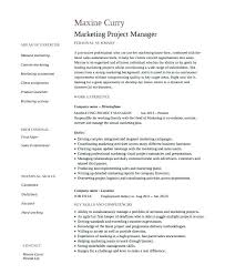 Sales And Marketing Manager Resumes Best Marketing Manager Resumes Great Blue Sky Orlandomoving Co