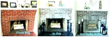painting red brick fireplace update brick fireplace red brick fireplace brick fireplace decor red brick fireplace