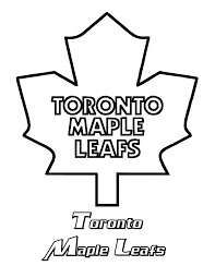 Small Picture maple leaf coloring page 100 images print toronto maple leafs
