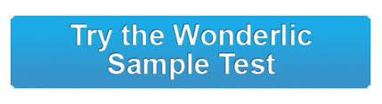 50 Question Wonderlic Sample Test Practice Improve Your