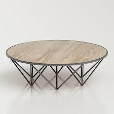 rh coffee table nicholas marble round coffee table b r