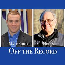 Off the Record with Paul Hodes