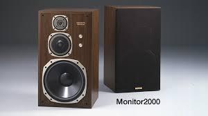 onkyo bookshelf stereo system. monitor 2000 speaker (monitor series) released onkyo bookshelf stereo system s