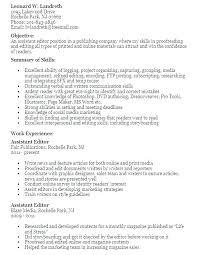Edit Resume For Free Magazine Editor Sample Resume Podarki Co