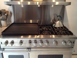 gas ranges with grills stove top griddles thermador within griddle decorating gas stove top viking93 top
