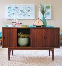 Retro Credenza Mid Century Credenza Decor Home Interior Mcm Midcentury
