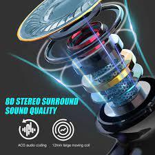 Neue TWS Bluetooth 5,0 Kopfhörer Lade Box Drahtlose Kopfhörer 8D Stereo  Sport Wasserdichte Ohrhörer Headsets Mit Mikrofon Bluetooth Earphones &  Headphones