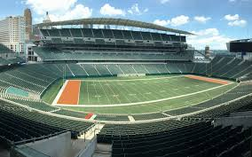 Ohio State Football Stadium Seating Chart Paul Brown Stadium Seating Chart Map Seatgeek
