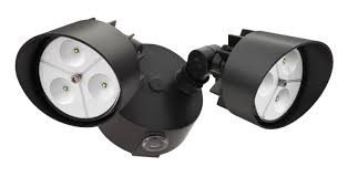 image of new led outdoor flood lights