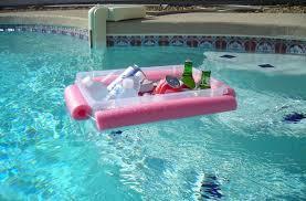 pool noodle boat