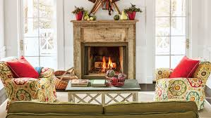Decorate Your Mantel Year Round  HGTVDecorating Ideas For Fireplace Mantel